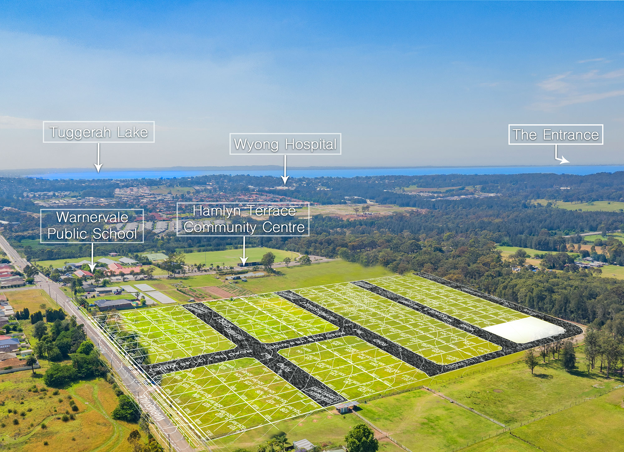 Overlay of Subdivision